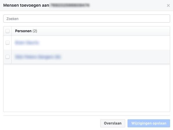 Een advertentieaccount aanmaken in facebook Business manager