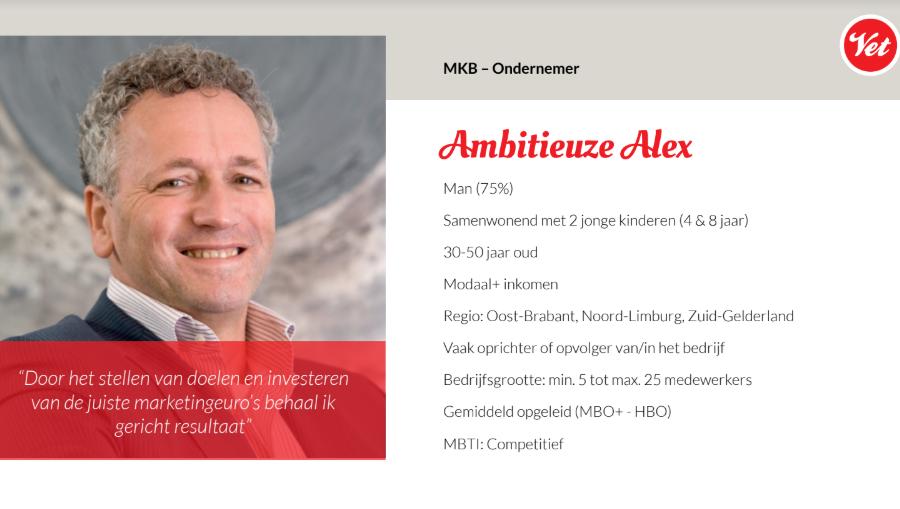 Ambitieuze Alex