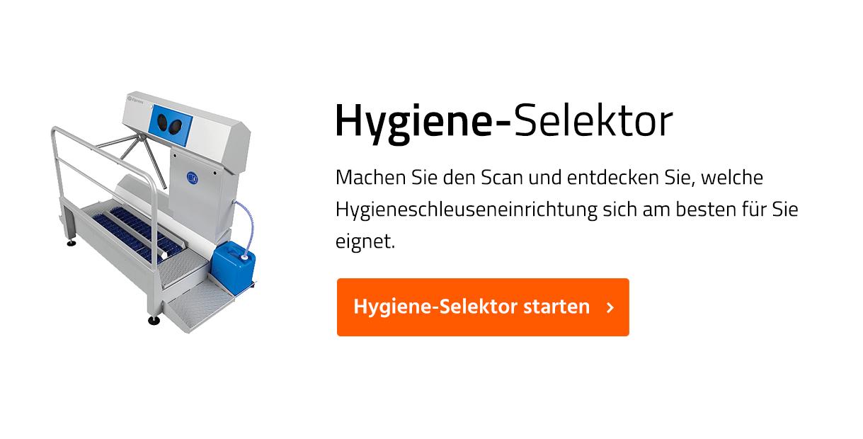 C7 Hygiene selector DE