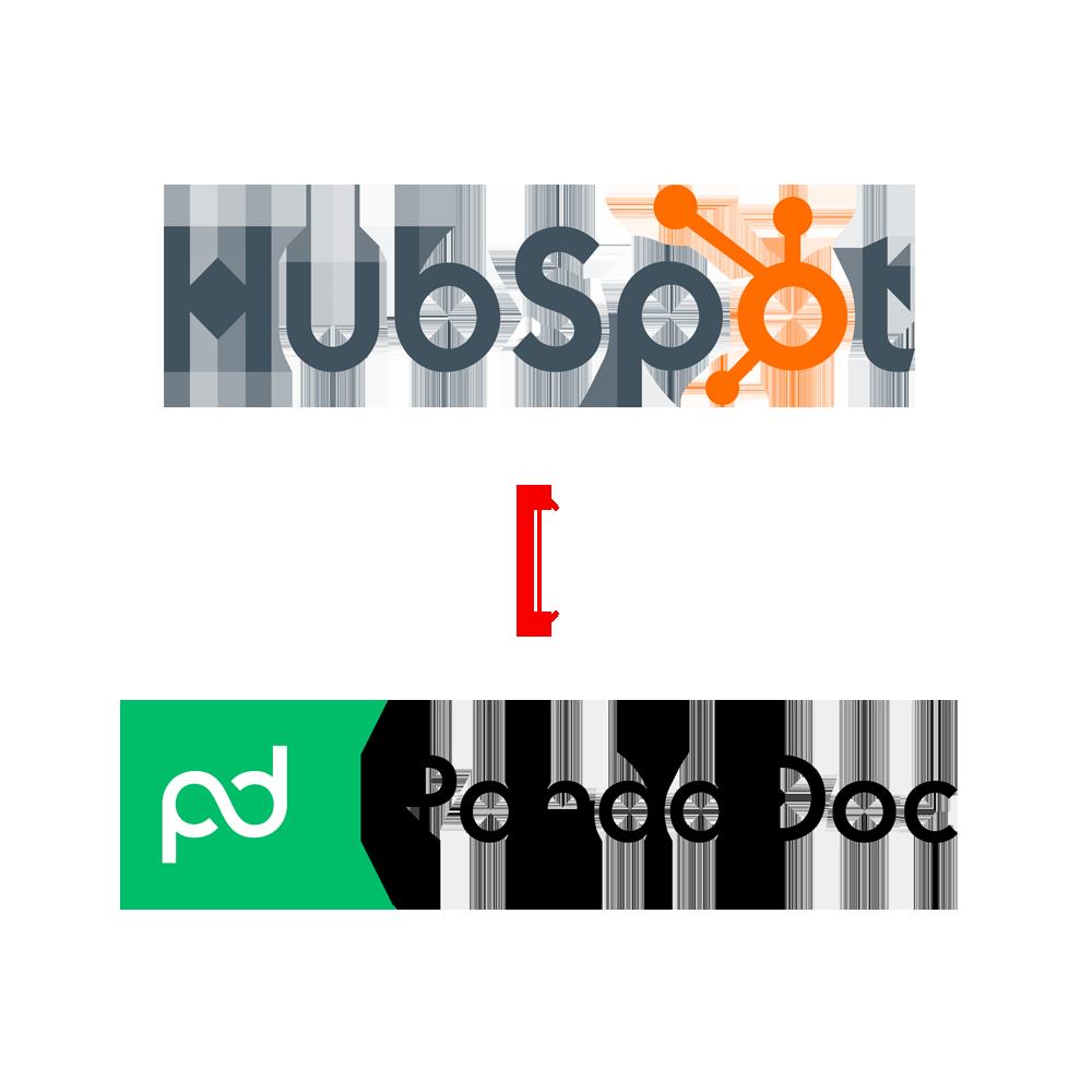 Hubspot-Pandadoc