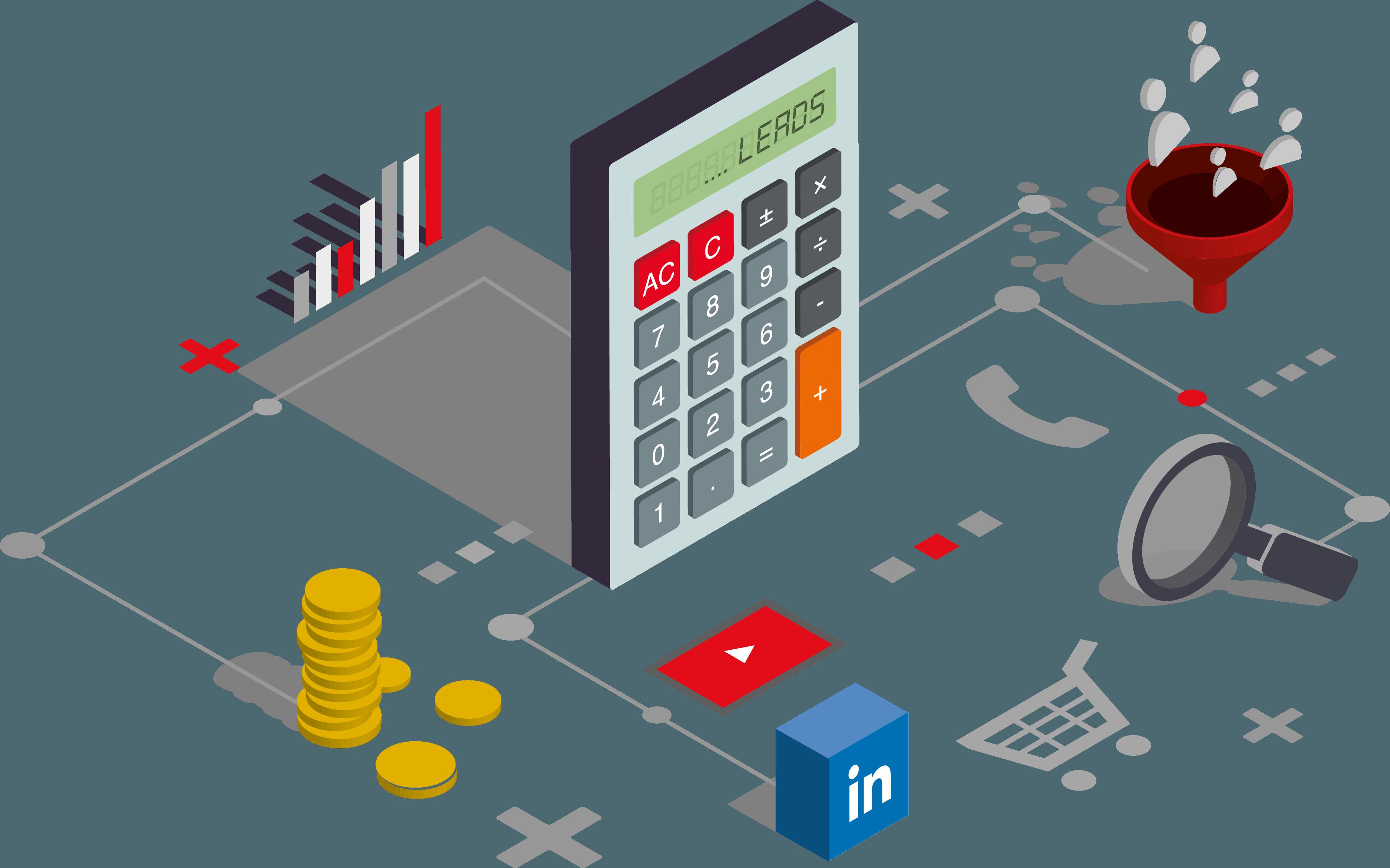 Bureau Vet - leadgeneratie - Lead calculator