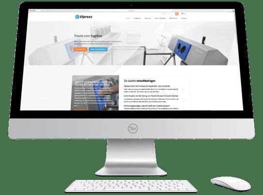 Elpress website